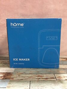 HOmeLabs Portable Ice Maker Machine for Countertop - Makes 26 lbs of Ice