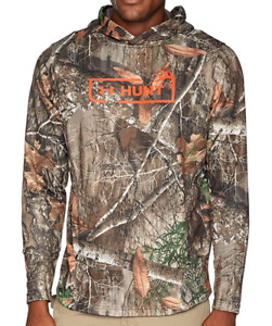 NWT Under Armour Men's Tech Terry Hunt Icon Hoodie Realtree Edge Camo M $27.95