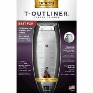 Andis T Outliner 04710 Professional Trimmer Barber Salon Hair Cut Clippers $63.99