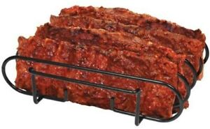BRINKMANN RIB RACK Brand NEW Barbecues BBQ Smokers amp; Kitchen Oven Accessory