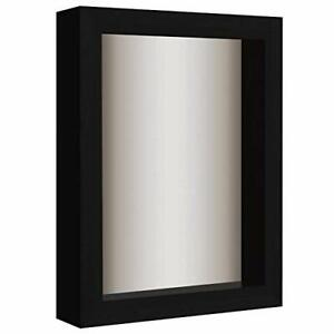 Americanflat Shadow Box Frame with Soft Linen Back Variety of Sizes