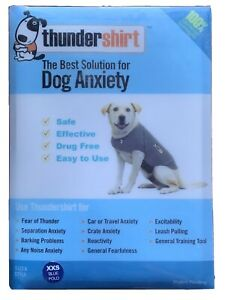 THUNDERSHIRT POLO for Dogs RELIEVES STRESS amp; ANXIETY BLUE xxs $20.50