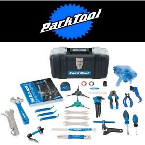 Park Tool AK 5 Advanced Mechanic Bicycle Tool Kit 25 Pieces with Portable Box $299.95