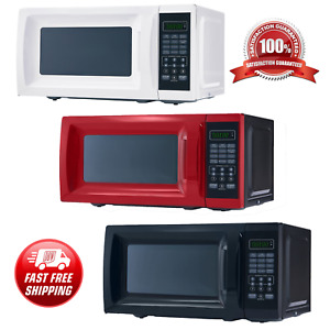 Countertop Microwave Oven Kitchen Home Office Digital LED 0.7 Cu.ft 700W