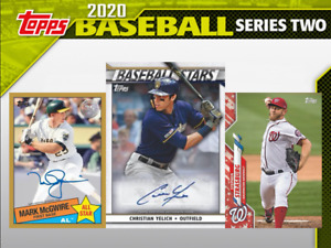 2020 Topps Series 2 Decades Best Complete your sets