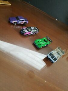 Lot of 4 small cars