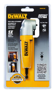 Dewalt Impact Ready Metal Right Angle Drill Attachment 1 Pc. $37.33