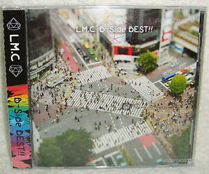 LM.C LMC B Side Best 2013 Taiwan CD