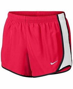 Nike Girls Dry Fit Tempo Running Shorts Racer Pink SZ M MED 848196 618 NWT $25 $9.95