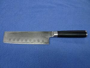 SHUN DM0739 61 2quot; Classic Hollow Ground Nakiri Knife