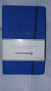 TURKISH AIRLINES JOURNAL NOTEBOOK