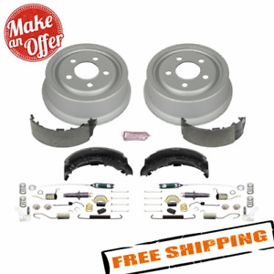 Power Stop KOE15300DK 1 Click Daily Driver Rear Drum and Shoe Kit $129.99