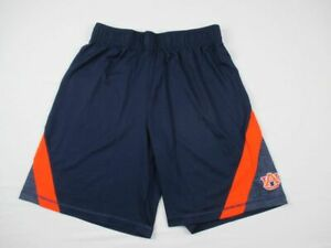 Auburn Tigers Under Armour Shorts Mens Navy Poly NEW Multiple Sizes $22.49