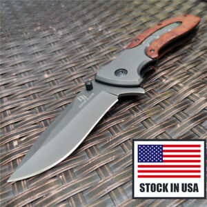 Multifunction Portable Hunting Military Tactical Knife Folding Blade Knife TOOLS