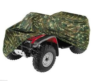 ATV Cover Quad 4x4 Camouflage Fits Tank Scout 200 Storm 2007 $39.93
