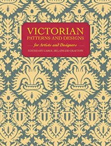 Grafton Carol Belanger Victorian Patterns amp; Designs F BOOK NEW $13.44