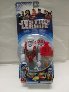 Mattel Justice League Figure MORPH GEAR ULTRA HUMANITE Sealed New $17.99