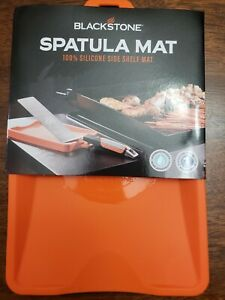 Blackstone Heat Resistant Silicone Spatula Mat Rest Holder with Built In Hanger $15.95