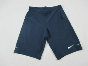 Nike Shorts Mens Navy Dri Fit NEW Multiple Sizes $19.49