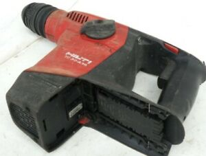 Hilti TE 30 A36 ATC Cordless Combihammer 36v Used Good Con Fully Tested Free Samp;H