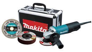 New Makita 9557PBX1 4 1 2quot; Paddle Switch Cut Off Angle Grinder Free Shipping