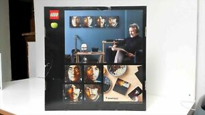 LEGO Art The Beatles 31198 Collectible Creative building set..NEW UNOPENED $119.99