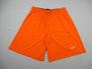 Nike Shorts Mens Neon Orange NEW Multiple Sizes $23.40
