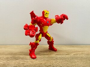 Iron Man Red Armour Armor Super Hero Mashers Action Figure The Avengers Classic AU $24.00