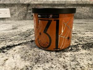 Huntington Home Candle Limited Edition Halloween Candle 31