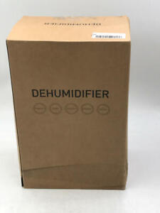 Afloia Dehumidifier for Home Portable Quiet Dehumidifier