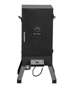 Electric Food Smoker Cooker Oven BBQ Grill Outdoor Patio Deck 1800W 30 Analog $124.99