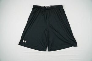 Under Armour Shorts Mens Black Poly Used XL $16.00