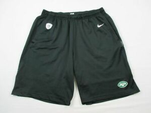 New York Jets Nike Shorts Mens Black Dri Fit Used Multiple Sizes $24.00