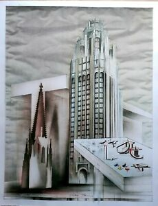 Peter Paul Lithography Original Of 1981 Numbered amp; Signed $82.59