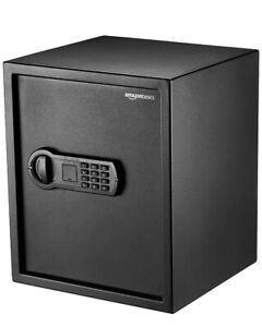 AmazonBasics Home Safe 1.52 Cubic Feet $100.00