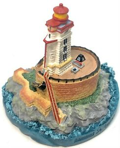 Spoontiques Lighthouse St George Reef California New in Open Box with Tags $23.99