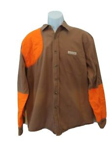 Nice WINCHESTER Hunting Shooting Shirt Men#x27;s Large