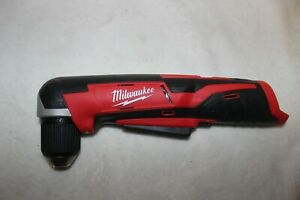 Milwaukee 2415 20 12 V Li Ion 3 8quot; Cordless Right Angle Drill NWOB $64.95