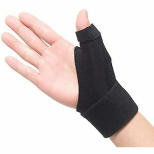 Reversible Thumb And Wrist Stabilizer For BlackBerry Thumb Trigger Finger Pain $18.48