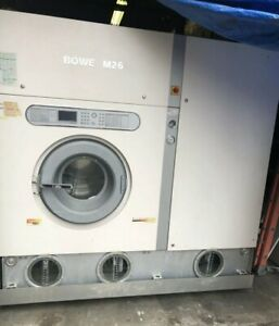 Bowie hydrocarbon 60lbs dry cleaning machine $15000.00