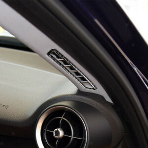 for Alfa Giulia Car Styling Vehicle Auto Interior Air Vent Covers Trim $9.48