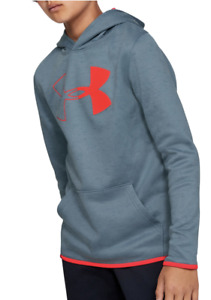 Under Armour Boys Armour Fleece Hoodie 1343274 Size XS NWT $17.00