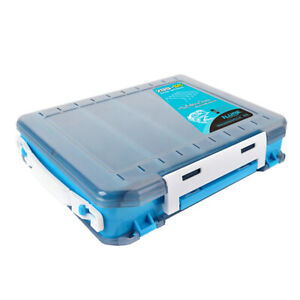 Double Sided Fishing Box Fishing Accessories Lures Hooks Storage Box