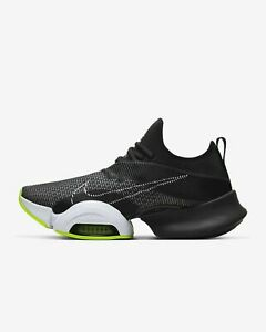 Nike Air Zoom Superrep Mens Training Shoes CD3460 007 Black White Volt NEW $79.95