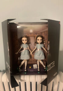 Mattel The Shining Grady Twins Monster High Collector Doll Set NEW In Hand $124.98