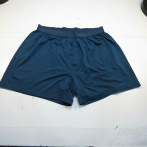 PATAGONIA ATHLETIC UNDER SHORTS Sz Mens L TEAL GREEN $12.99