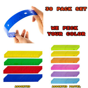 West Coast Paracord 30 X 12 Inch Plastic Ruler Assorted We pick your color $35.93