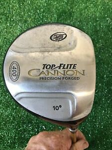 Top Flite Cannon 400 Driver 10* Firm Graphite Shaft