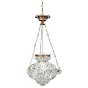 Modern French Crystal Pendant $3067.00