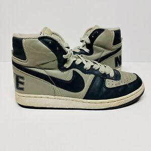 Nike Terminator Georgetown 2003 Retro Vintage Size 10 Supreme 100% AUTHENTIC